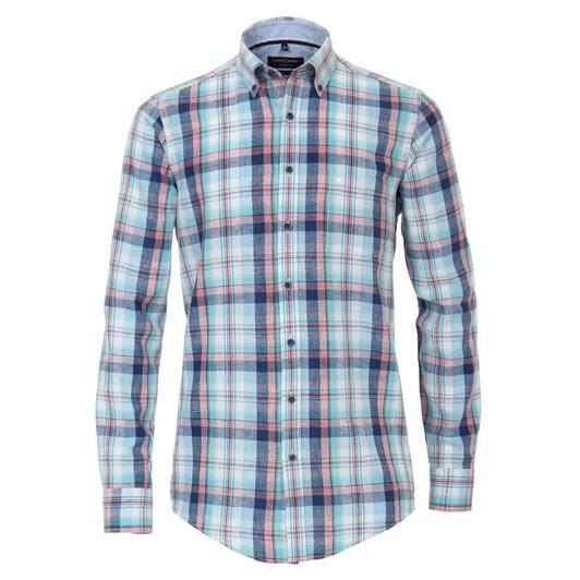 Casamoda Shirt Casual Long Sleeve B.D. Check