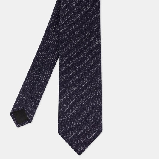 Ted Baker Knitted wool tie