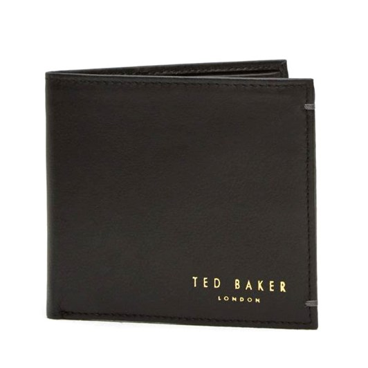 Ted Baker Core Bifold Coin Leather Wallet