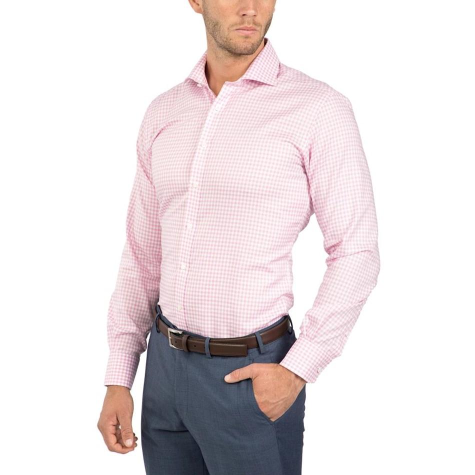 Cambridge Kingsbury Fch246 Shirt - pink-r