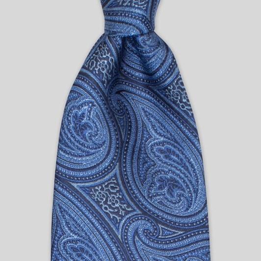 Joe Black Matte Paisley 7.5Cm Tie