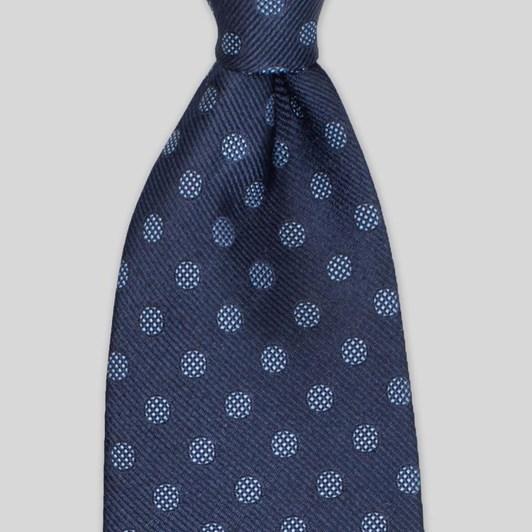 Joe Black Hatch Spot 7.5Cm Tie