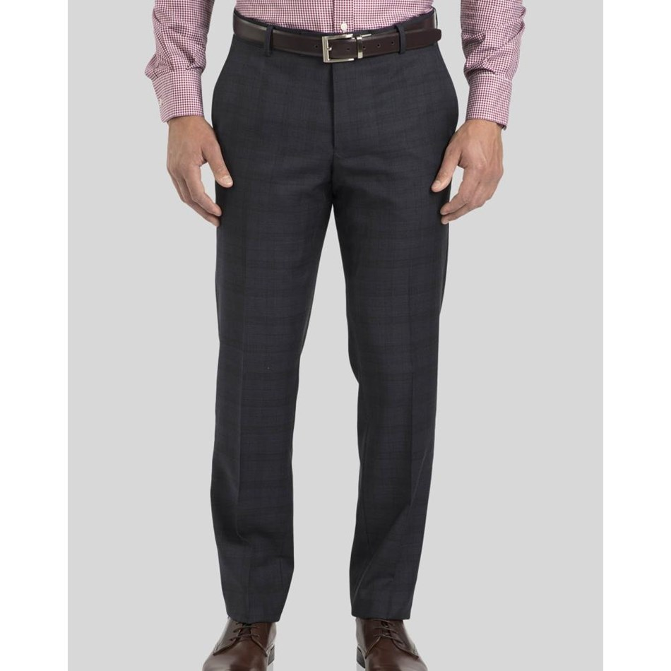 Joe Black Razor Fjh858 Separate Trouser - navy regular