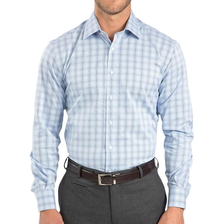 Joe Black Pioneer Fjh875 Shirt - blue
