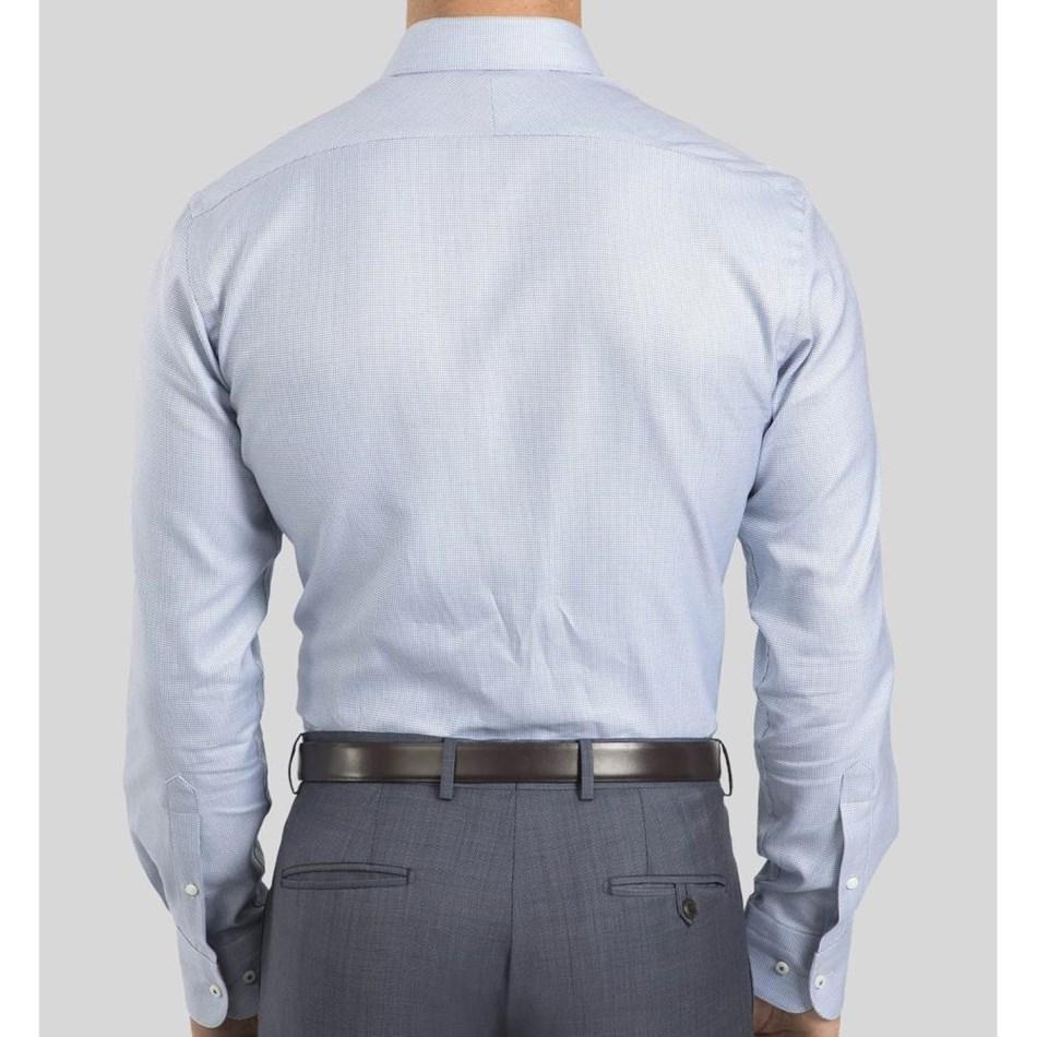 Joe Black Settler Fjh888 Shirt - teal regular