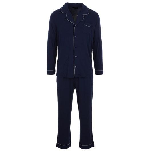 Pierre Cardin Bordeaux Pyjamas Fyg901