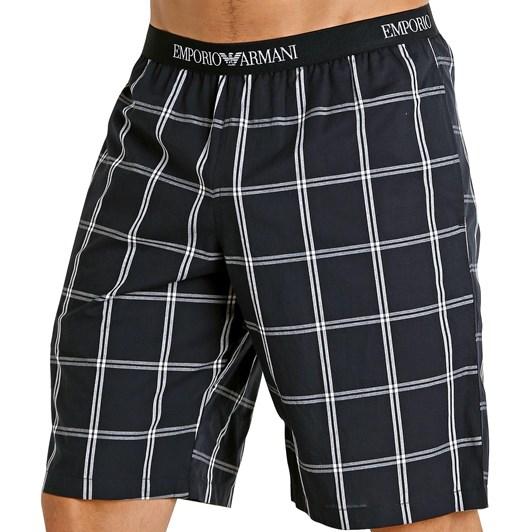 Emporio Armani Woven Bermuda Short