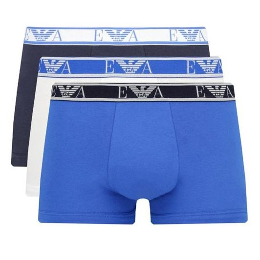 Emporio Armani Knit 3-Pack Trunks