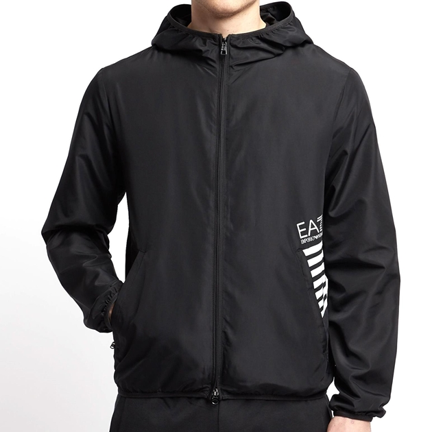 Ea7 Jacket - 1200 black