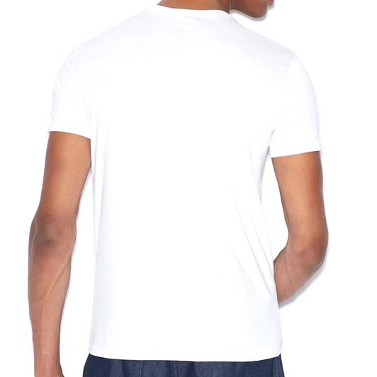 Armani Exchange T-Shirt with Photographic Print