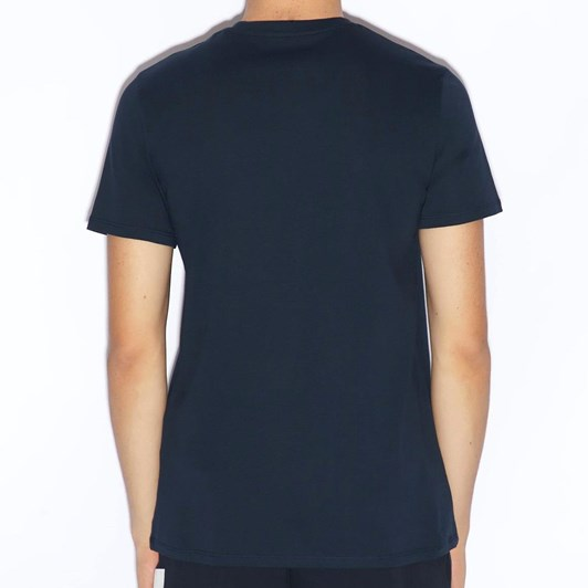Armani Exchange T-Shirt with Print and Lettering