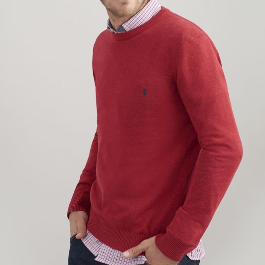 Joules Cotton Crew Neck Jumper