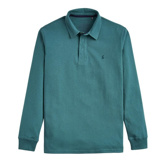 Joules Long Sleeve Plain Rugby Shirt