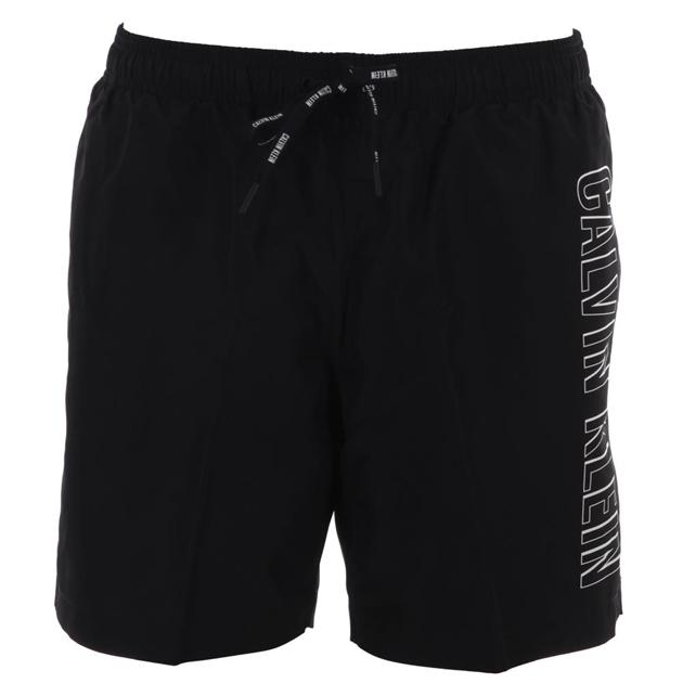 a532849011f Swimwear - Calvin Klein Intense Pwrmdm Drwstng Black Ckum Swm ...
