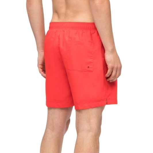 Calvin Klein Medium Length Drawstring Short