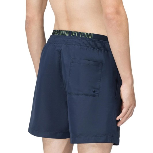 Calvin Klein Double Waistband Short