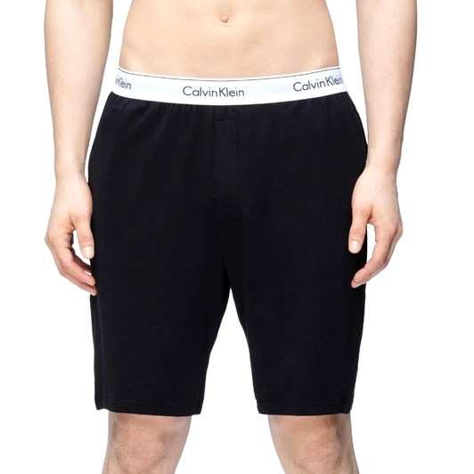 Calvin Klein Modern Cotton Stretch Lounge Short