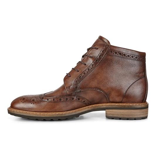 Ecco Vitrus I Nature Oxford Boot
