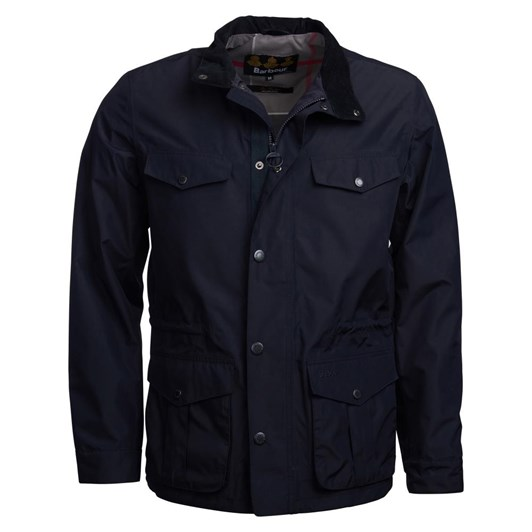 Barbour Stewart Jacket Navy