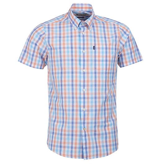 Barbour Tattersall 2 S/S Tailored Shirt