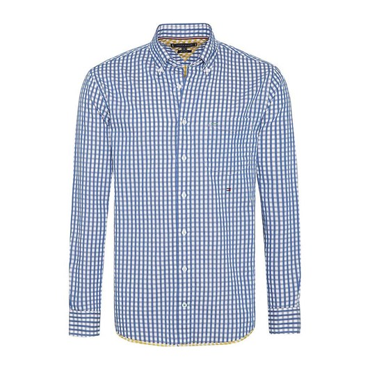 Tommy Hilfiger Two Tone Dobby Check Shirt