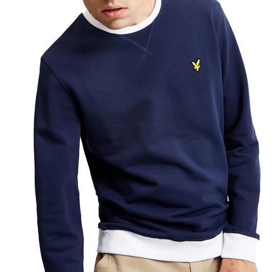 Lyle & Scott Contrast Sweatshirt