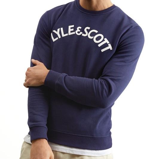 Lyle & Scott Lyle & Scott Logo Sweatshirt