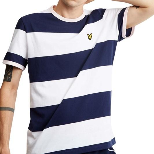 Lyle & Scott Wide Stripe Ranger T-Shirt