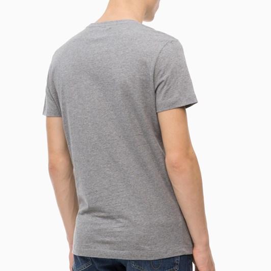 Calvin Klein Monogram Box Logo Slim Tee