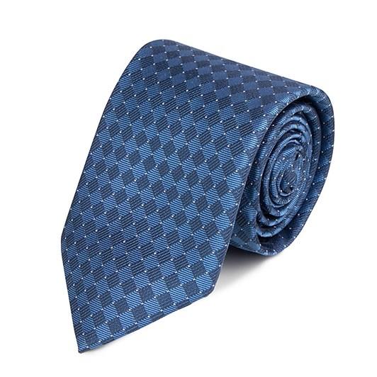 Cambridge Graph Spot 7.5Cm Tie