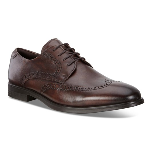 Ecco Melbourne Cocoa Brown The Natural