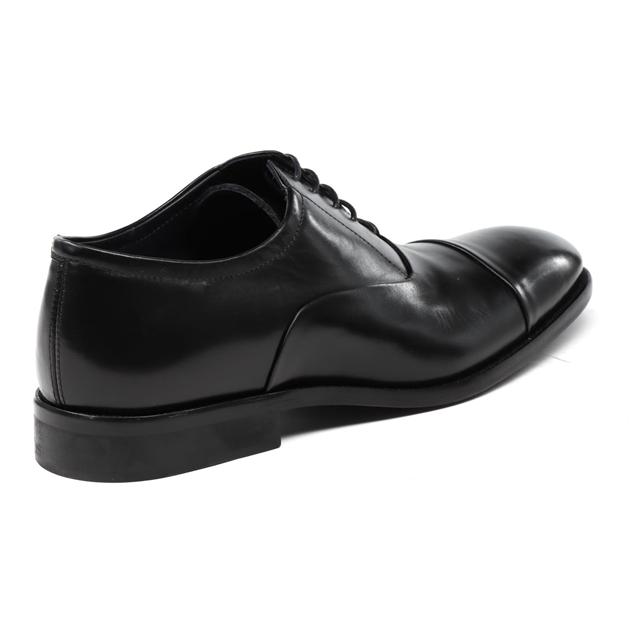 J Ballantyne & Co  Mens Dress Shoes - black