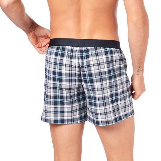 Emporio Armani Boxer Shorts with Decorative Pattern