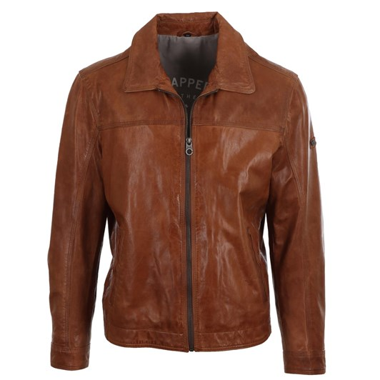 Ashwood Jackob Leather Jacket