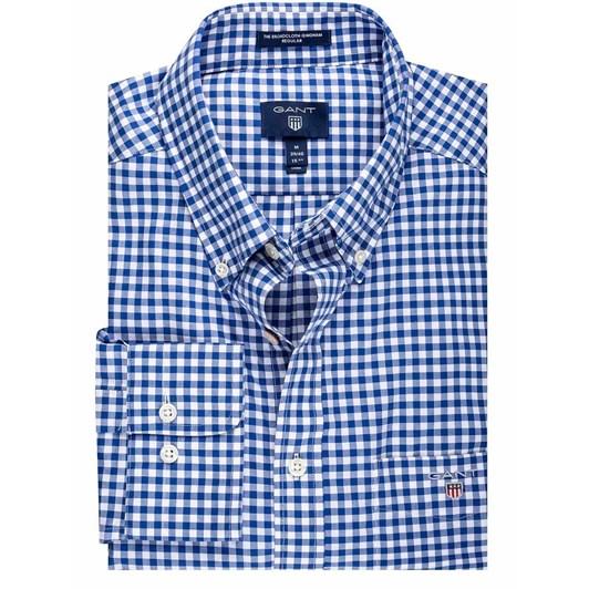 Gant Regular Fit Gingham Broadcloth Shirt