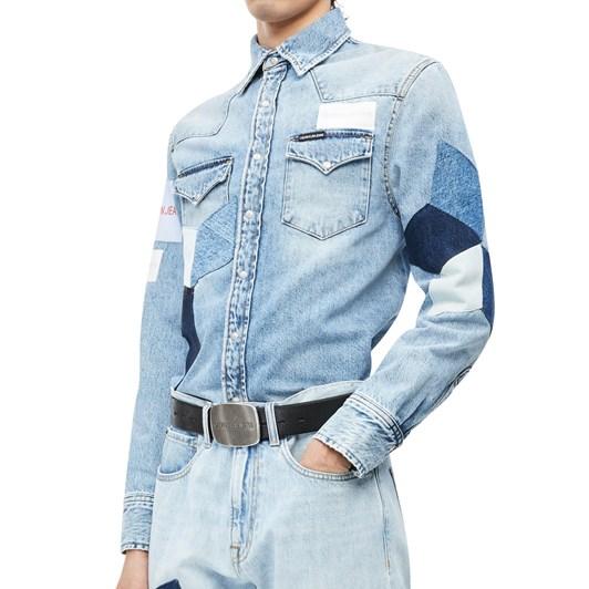 Calvin Klein Foundation Western Shirt