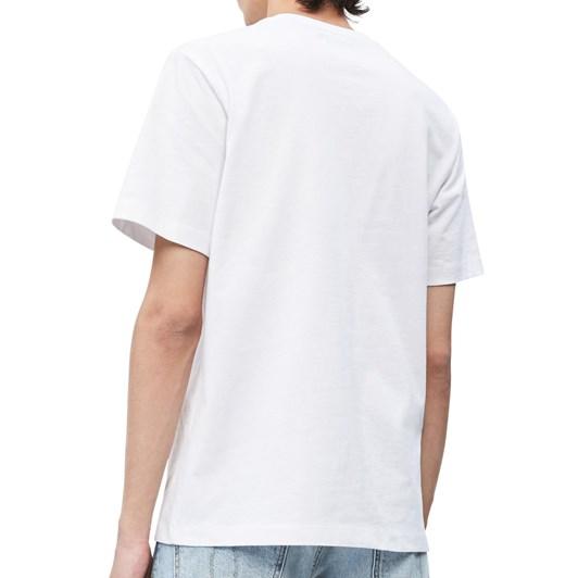 Calvin Klein Monogram Icon Box Logo T-Shirt