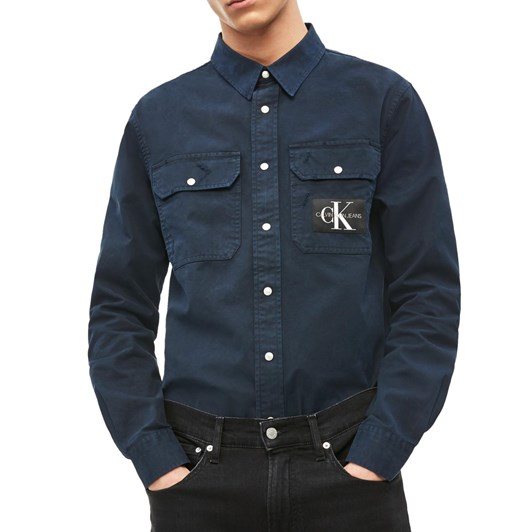 Calvin Klein Archive Iconic Utility Shirt