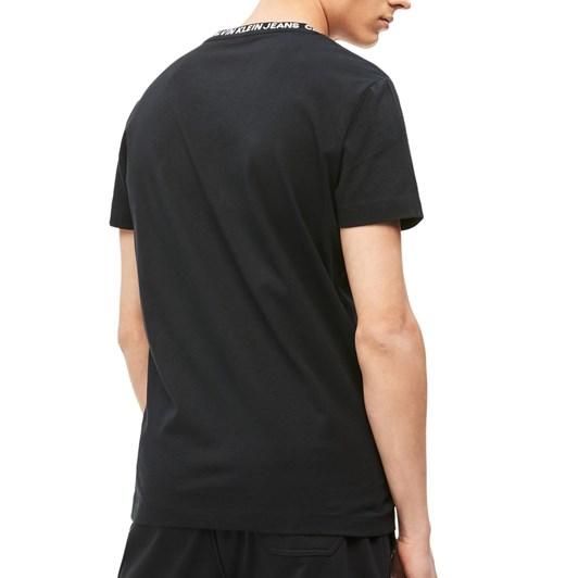 Calvin Klein Logo Collar T-Shirt