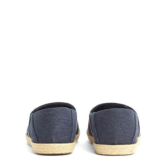 Tommy Hilfiger Cotton Slip-On Shoes