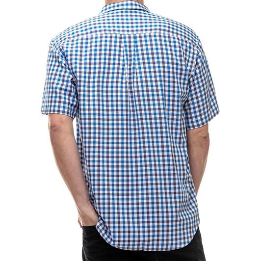 Swanndri Paihia S/S Shirt - Seasonal
