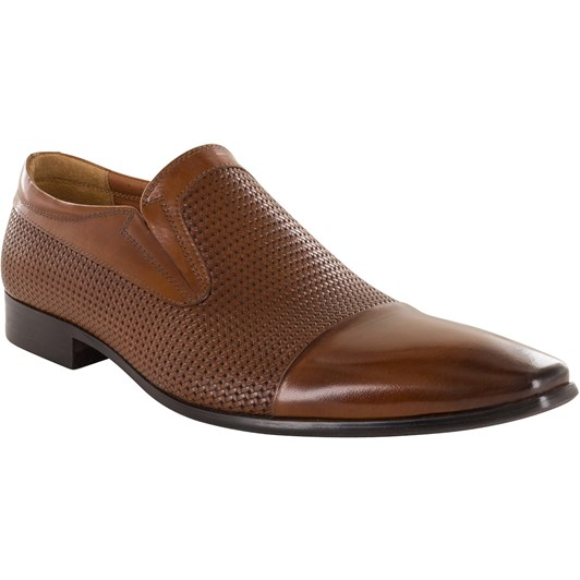 Florsheim A Summer Styled Slipon With Embossed Vamp & Contemporary Tapered
