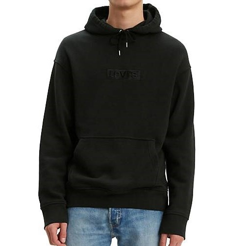 Levis Relaxed Graphic Hoodie Ssnl Babytab Tech