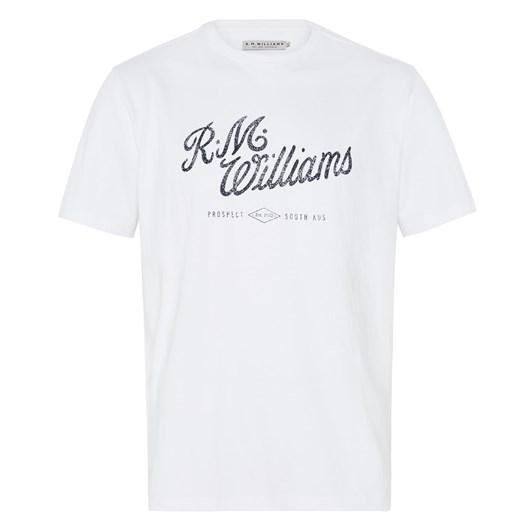 R.M. Williams R.M.W Script Tee