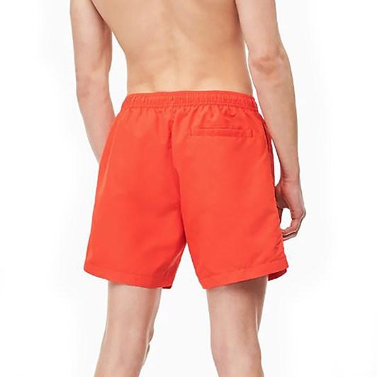 Calvin Klein Core Solids Medium Drawstring Swim Short