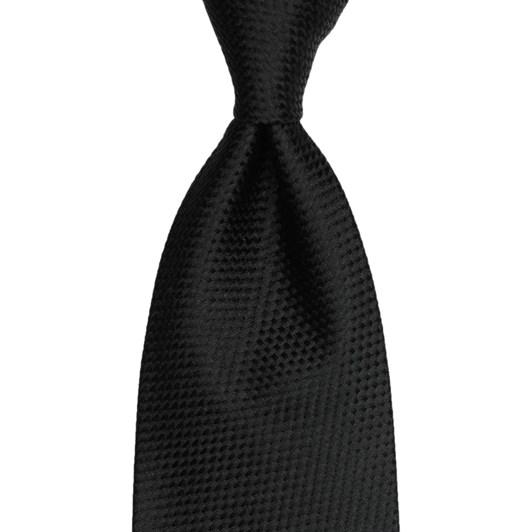 Joe Black Longstitch 7.5cm Tie