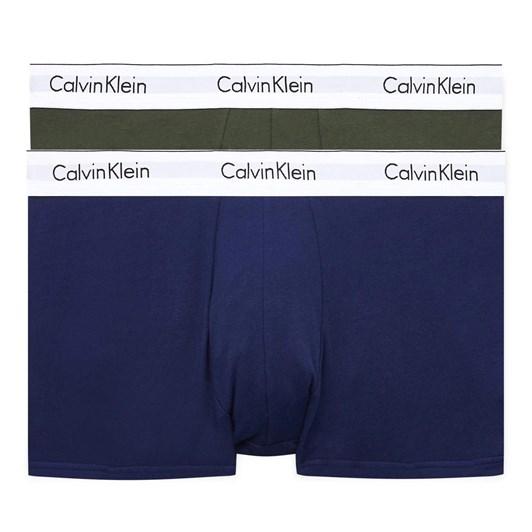Calvin Klein Modern Cotton Stretch Trunk 2 Pack
