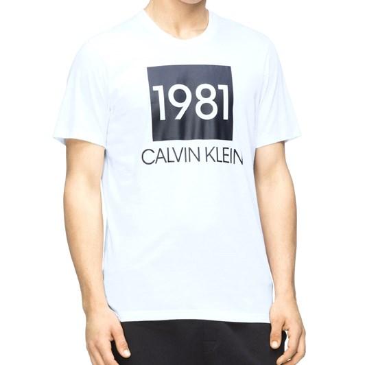 Calvin Klein Bold 1981 Crewneck T-Shirt