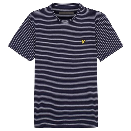 Lyle & Scott Fine Stripe Tshirt