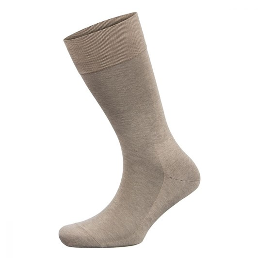 Falke Quantum Classic Mercerised Cotton Dress Sock
